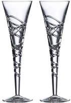 Royal Doulton Saturn Nouveau Flute Pair