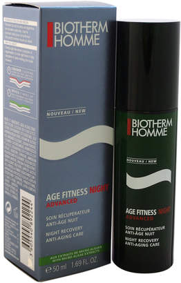 Biotherm Men's 1.69Oz Age Fitness Night Advanced Night Recovery Anti-Aging Care