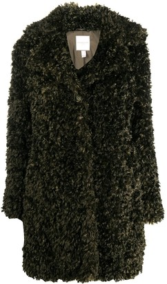 Urban Code Shearling Fur Coat