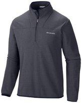 Columbia Men's Whiskey Creek Quarter-Zip Fleece Shirt