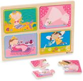 Bed Bath & Beyond green start® Little Princess Wooden Puzzle