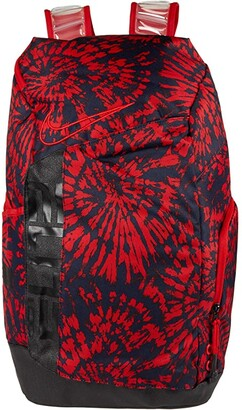 Nike Hoops Elite Pro All Over Print Backpack (University Red/University Red) Backpack Bags