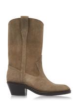 Isabel Marant Danta Suede Boots