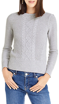 Oasis Laura Cable Knit Jumper