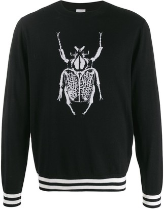 Paul Smith Crew Neck Beetle Jumper