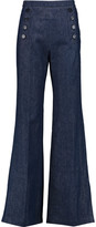 Sandro Patty flared jeans