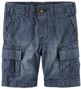 Carter's Toddler Boy Denim Cargo Shorts