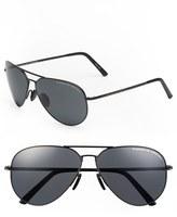 Porsche Design 'P8508' 62mm Aviator Sunglasses