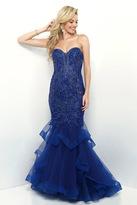 Blush Lingerie Sweetheart Tulle Mermaid Dress 11333