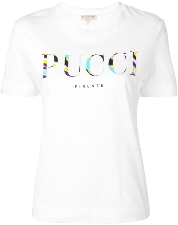 105c5c60 Burle Print Logo T-shirt