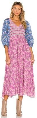 LoveShackFancy Analia Dress