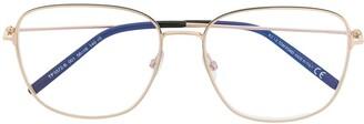 Tom Ford Oversized Frame Glasses