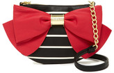 Betsey Johnson Bow Bow Bow Crossbody