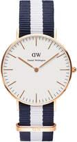 Daniel Wellington Classic Glasgow 36mm Rose Gold Watch