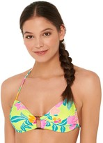 So Mix and Match Square Front Bandeau Bikini Top