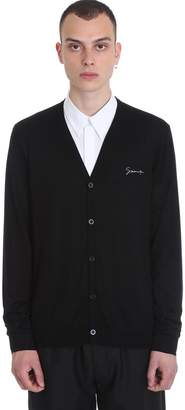Givenchy Cardigan In Black Silk