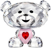 Swarovski Crystal Bo Bear So Sweet Figurine
