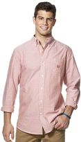 Chaps Big & Tall Classic-Fit Oxford Button-Down Shirt