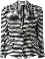 Etoile Isabel Marant Lardy blazer - women - Cotton/Acrylic/Polyester/other fibers - 36
