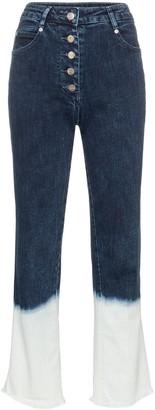 Miaou Junior dip-dye jeans