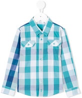 Knot Ocean check shirt