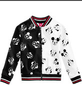 Disney Mouse Bomber Jacket, Big Girls (7-16)