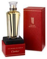 Cartier VII L'Heure Defendue -The Forbidden Hour/2.5 oz.