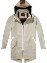 Scotch & Soda Technical Rain Coat