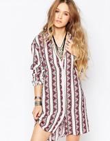 Glamorous Festival Shirt Dress