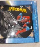 """Marvel Spiderman Comics Spider-man Wall Clock Glass 13.75"""""""