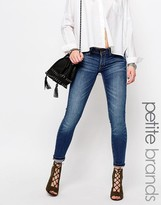 Noisy May Petite Kate Super Low Slim Jean