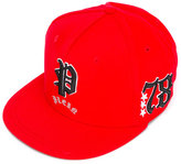 Philipp Plein embroidered logo cap
