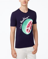 Love Moschino Men's Classic-Fit Graphic-Print T-Shirt