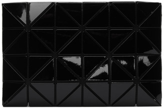 Bao Bao Issey Miyake Black Lucent Pouch