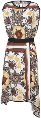 Biancoghiaccio Knee-length dresses