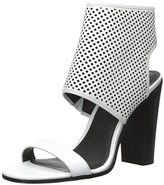 Pour La Victoire Women's Georgette Dress Sandal
