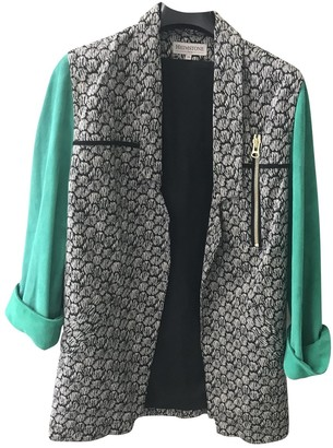 Heimstone Multicolour Cotton Jacket for Women
