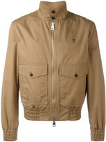 Ami Alexandre Mattiussi Zipped Jacket - men - Cotton - S