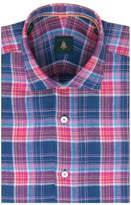 Robert Talbott Crespi Iii Tailored Fit Woven Shirt