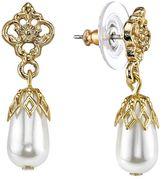 Downton Abbey® Art Deco Drop Earrings