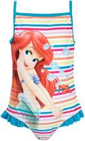 Disney The Little Mermaid Girls' Ariel Swimsuit