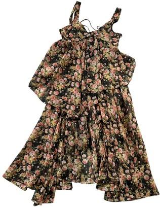 Unif Multicolour Polyester Dresses