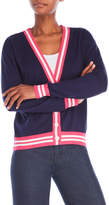 Love Moschino Varsity Cardigan