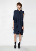 Phoebe English Sleeveless Shirtdress
