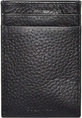 Cole Haan Men Leather Money Clip Card Case