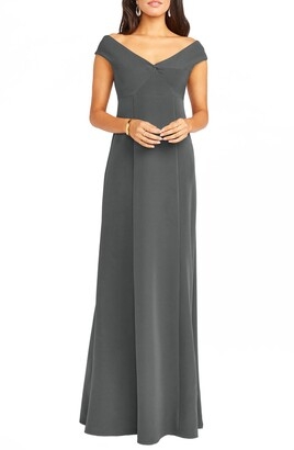 Show Me Your Mumu Zurich Front Knot Gown