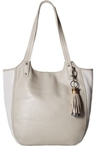 The Sak Tansy Leather Tote Tote Handbags
