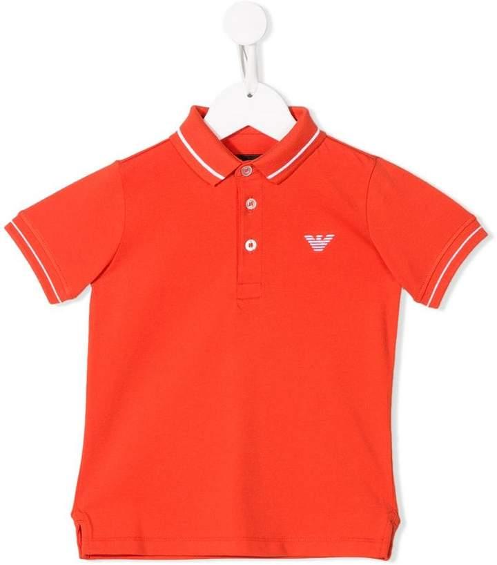 5bedfab9 Orange Boys' Polos - ShopStyle