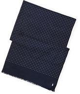 Polo Ralph Lauren Dot-Print Wool Scarf