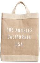 Apolis Los Angeles Simple Market Bag - Brown